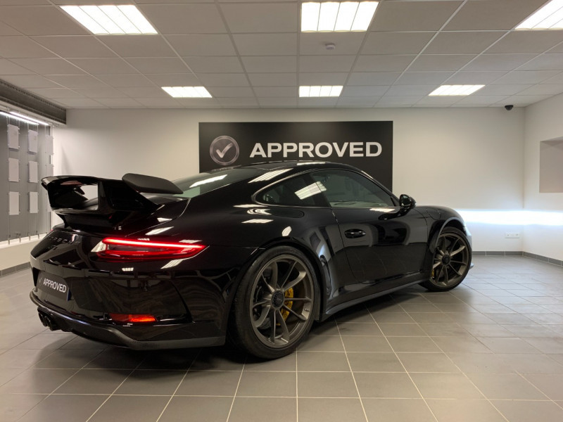 Photo 4 de l'offre de PORSCHE 911 COUPE (991) 4.0 500CH GT3 PDK à 149900€ chez Greencar France