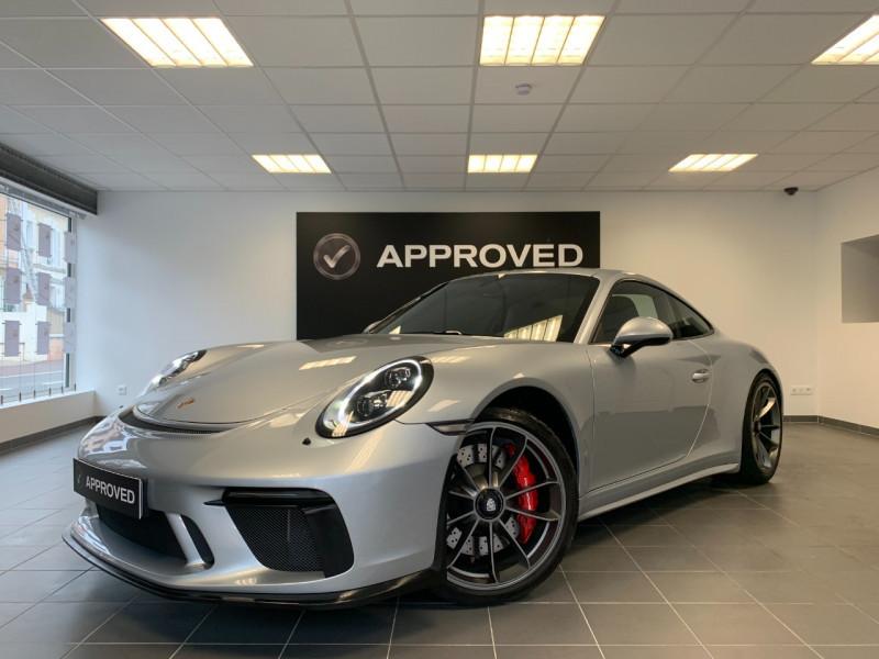 Porsche 911 COUPE (991) 4.0 500CH GT3 Essence GRIS Occasion à vendre