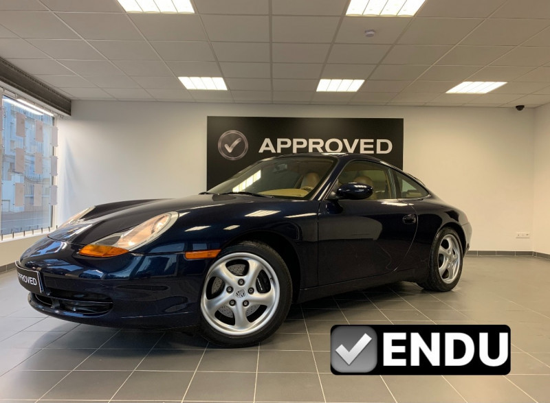 Porsche 911 COUPE (996) 300CH CARRERA S TIPTRONIC Essence BLEU Occasion à vendre