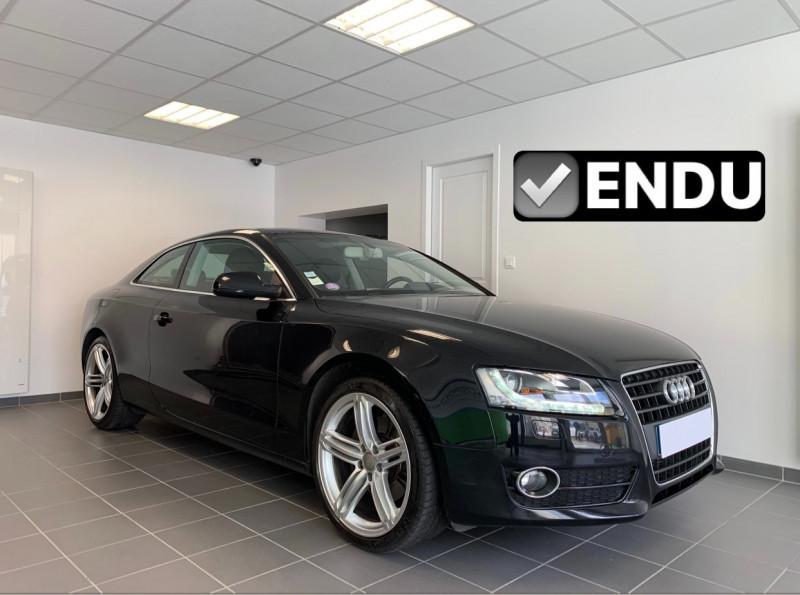 Audi A5 2.0 TFSI 211CH AMBITION LUXE MULTITRONIC Essence NOIR Occasion à vendre