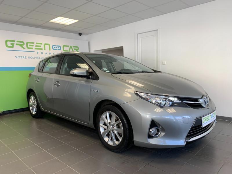 Toyota AURIS HSD 136H BUSINESS 15  Hybride GRIS Occasion à vendre