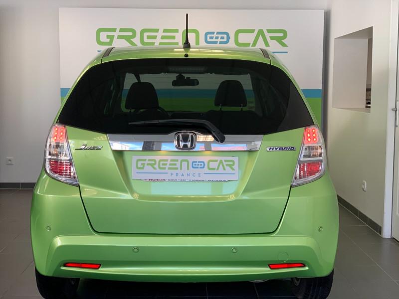 Photo 4 de l'offre de HONDA JAZZ 1.3 I-VTEC 88 HYBRID EXCLUSIVE à 8980€ chez Greencar France