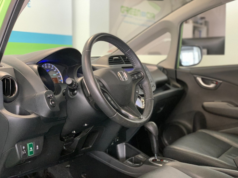 Photo 10 de l'offre de HONDA JAZZ 1.3 I-VTEC 88 HYBRID EXCLUSIVE à 8980€ chez Greencar France