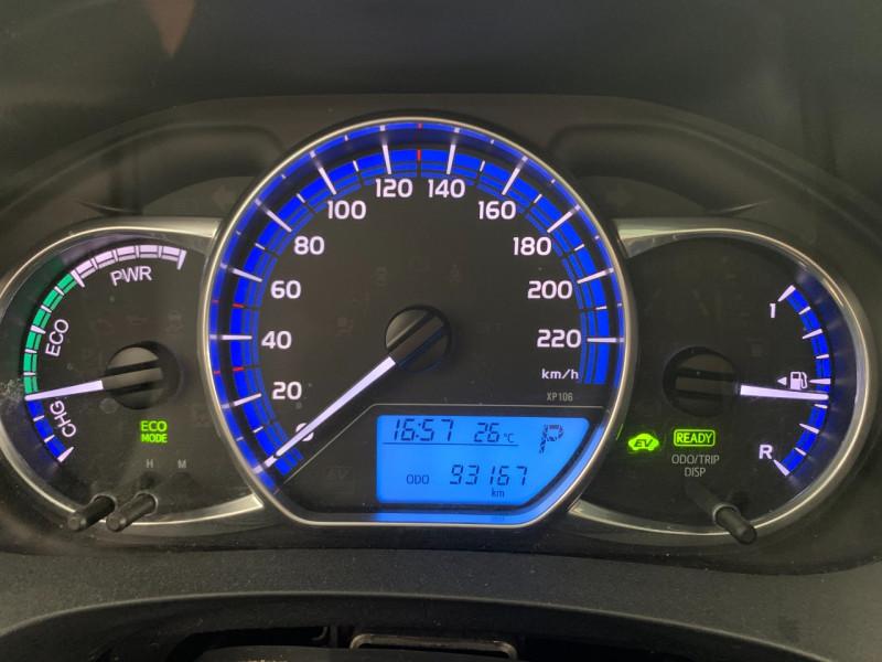 Photo 10 de l'offre de TOYOTA YARIS HSD 100H COLLECTION 5P à 11480€ chez Greencar France