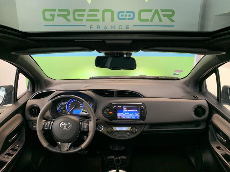 Photo 8 de l'offre de TOYOTA YARIS HSD 100H COLLECTION 5P à 11480€ chez Greencar France