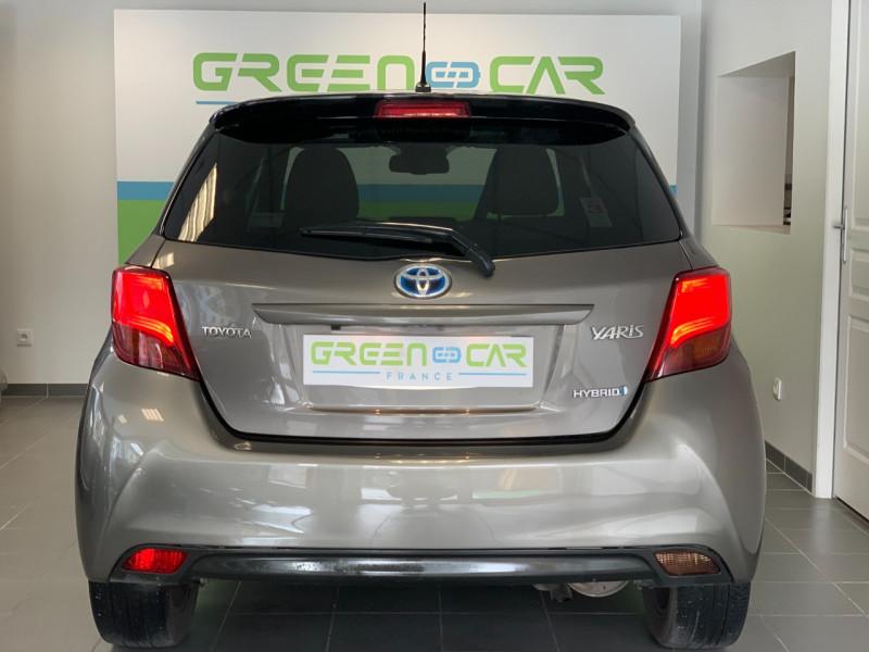 Photo 4 de l'offre de TOYOTA YARIS HSD 100H COLLECTION 5P à 11480€ chez Greencar France