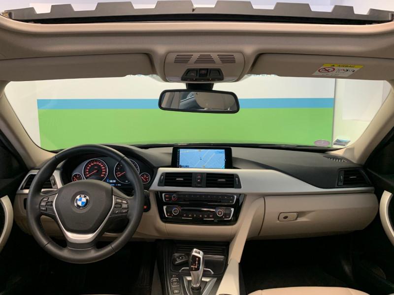 Photo 6 de l'offre de BMW SERIE 3 (F30) 330EA 252CH LOUNGE PLUS à 24500€ chez Greencar France