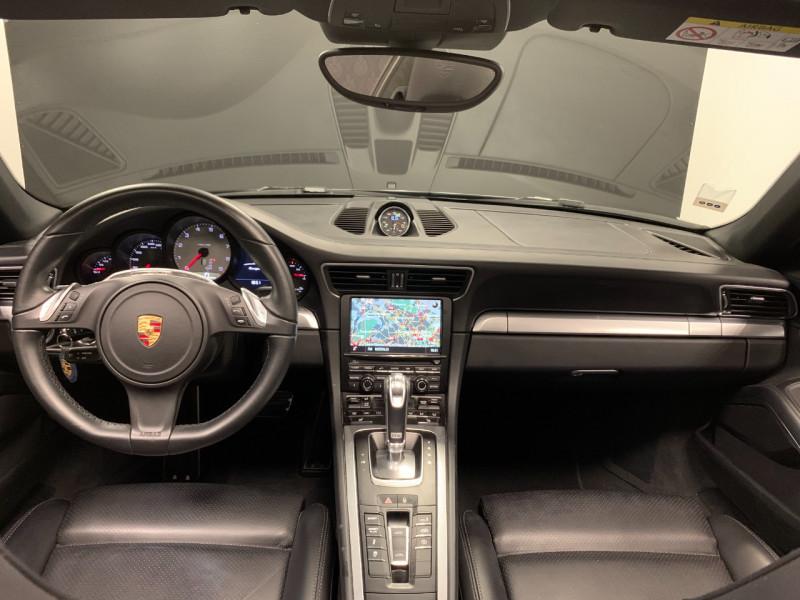 Photo 19 de l'offre de PORSCHE 911 TARGA (991) TARGA 4S PDK à 114900€ chez Greencar France