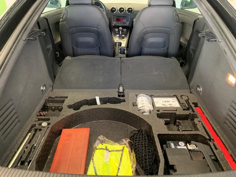 Photo 18 de l'offre de AUDI TT 2.0 TFSI 211CH DESIGN EDITION QUATTRO S TRONIC 6 à 23200€ chez Greencar France