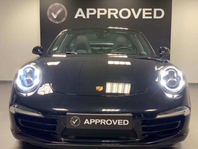 Photo 13 de l'offre de PORSCHE 911 TARGA (991) TARGA 4S PDK à 114900€ chez Greencar France
