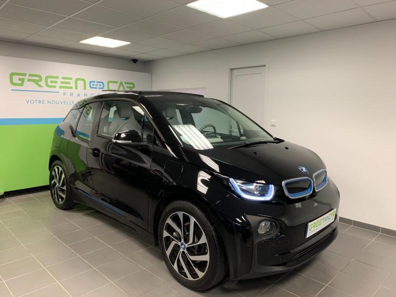 Photo 2 de l'offre de BMW I3 (I01) 170CH 94AH (REX) +EDITION LOFT à 23980€ chez Greencar France