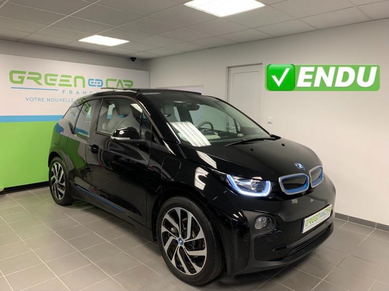 Photo 9 de l'offre de BMW I3 (I01) 170CH 94AH (REX) +EDITION LOFT à 23980€ chez Greencar France