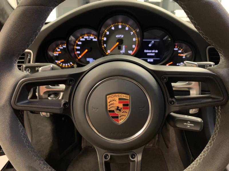 Photo 22 de l'offre de PORSCHE 911 COUPE (991) 4.0 500CH GT3 PDK à 149900€ chez Greencar France