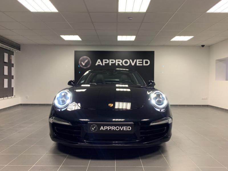 Photo 11 de l'offre de PORSCHE 911 TARGA (991) TARGA 4S PDK à 114900€ chez Greencar France