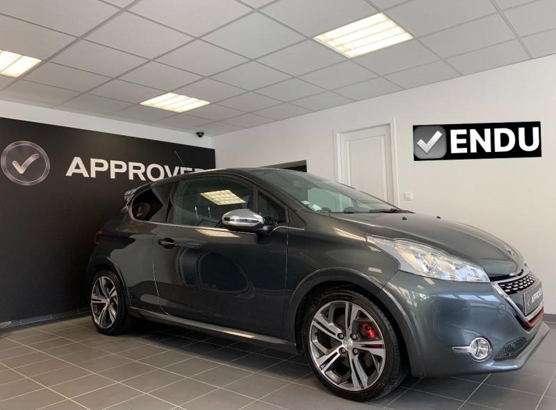 Peugeot 208 1.6 THP 200CH GTI 3P Essence GRIS FONCE Occasion à vendre