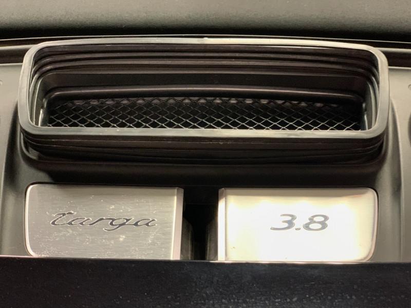 Photo 30 de l'offre de PORSCHE 911 TARGA (991) TARGA 4S PDK à 114900€ chez Greencar France