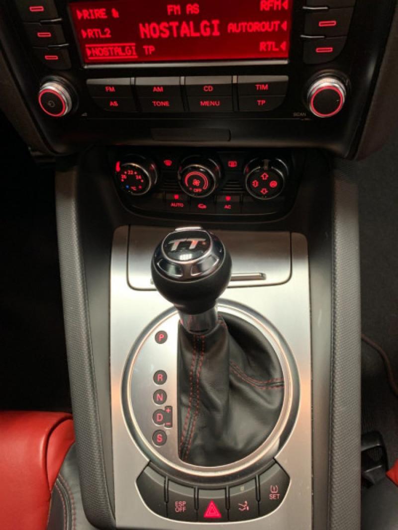 Photo 14 de l'offre de AUDI TT 2.0 TFSI 200CH QUATTRO S TRONIC 6 à 18480€ chez Greencar France