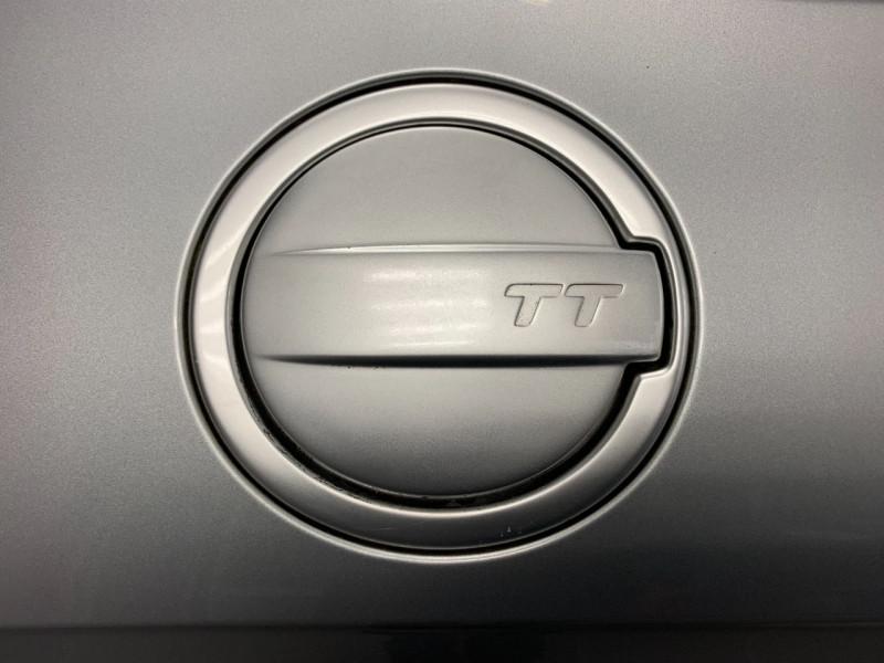 Photo 7 de l'offre de AUDI TT 2.0 TFSI 200CH QUATTRO S TRONIC 6 à 18480€ chez Greencar France