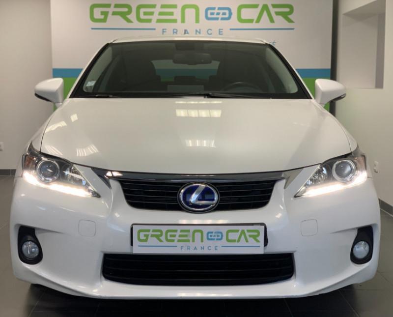 Photo 4 de l'offre de LEXUS CT 200H SENSATION à 11980€ chez Greencar France