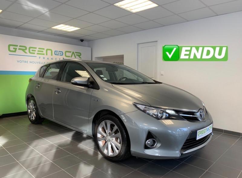 Toyota AURIS HSD 136H DYNAMIC 17  5P Hybride GRIS MEDIUM METAL Occasion à vendre