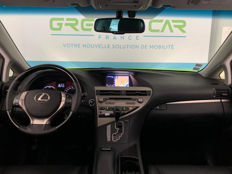 Photo 7 de l'offre de LEXUS RX 450H 4WD DESIGN à 27980€ chez Greencar France