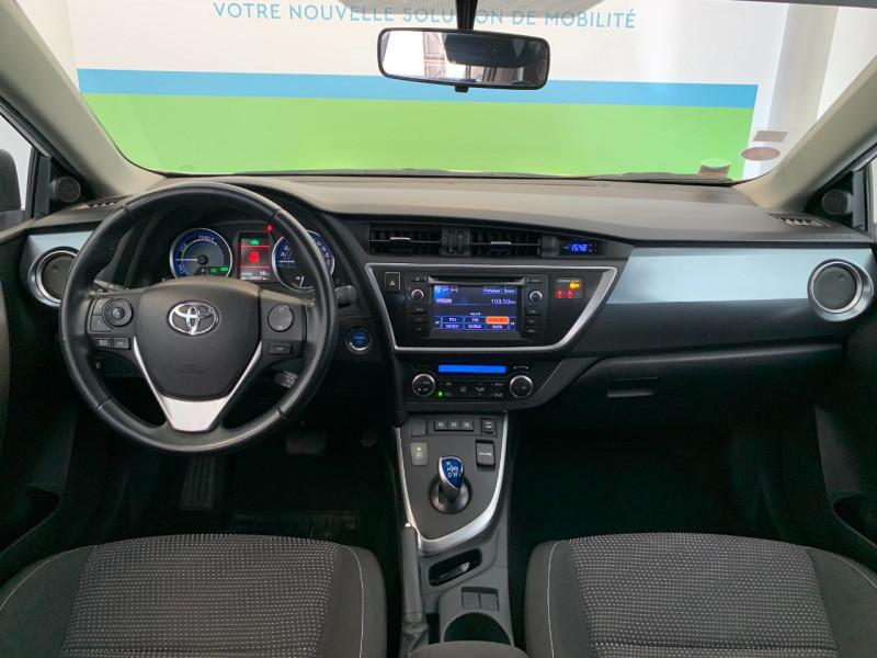 Photo 11 de l'offre de TOYOTA AURIS HSD 136H DYNAMIC à 11980€ chez Greencar France