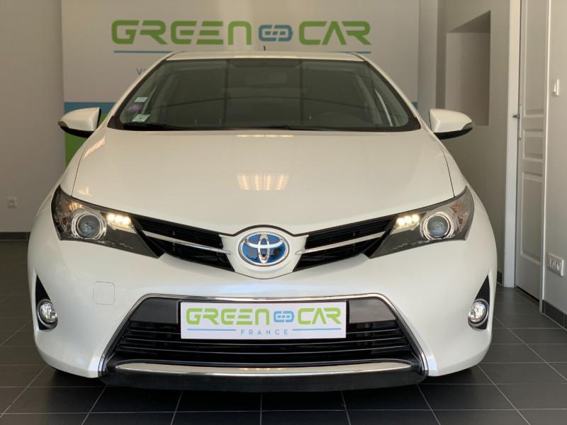Photo 4 de l'offre de TOYOTA AURIS HSD 136H DYNAMIC à 11980€ chez Greencar France
