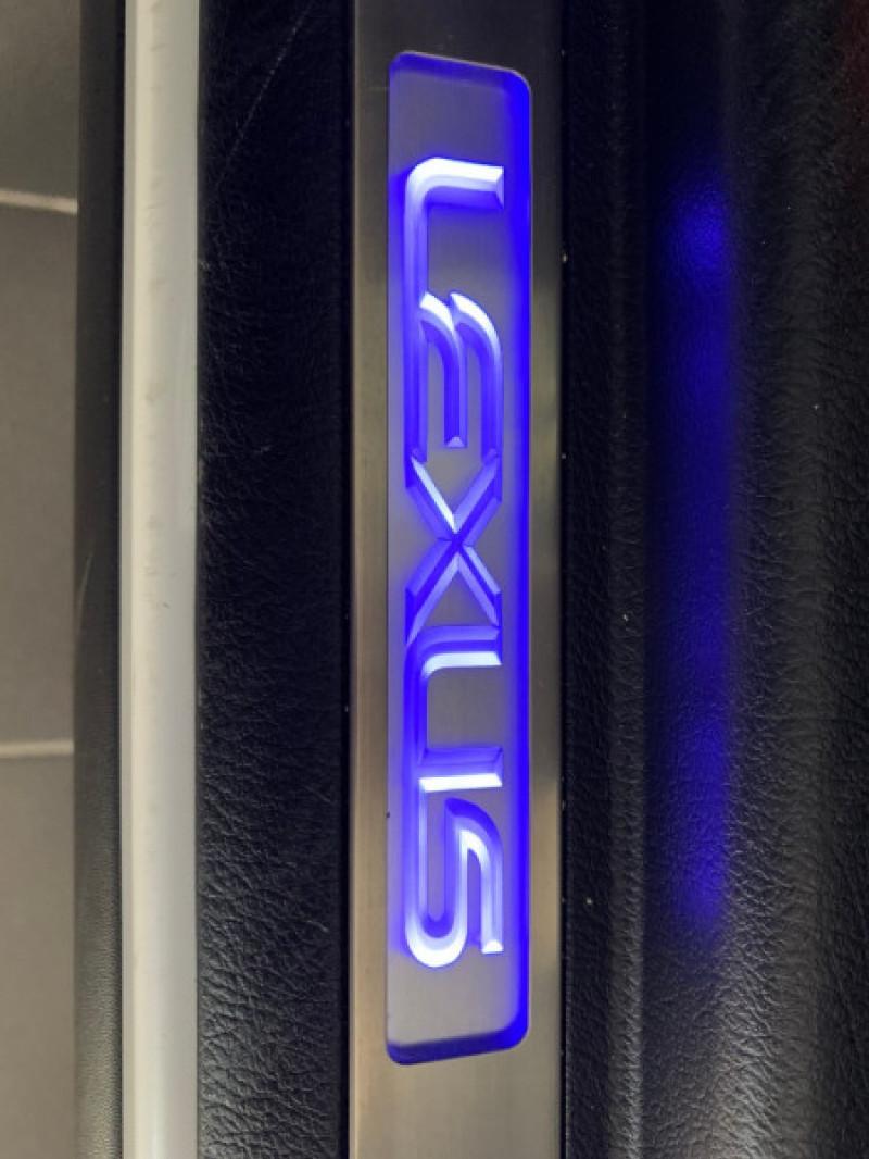 Photo 8 de l'offre de LEXUS RX 450H 4WD DESIGN à 27980€ chez Greencar France