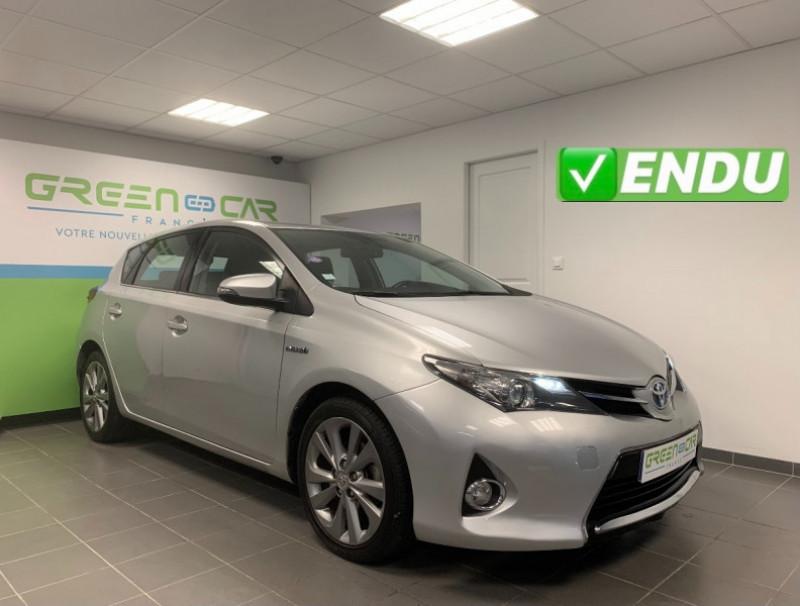 Toyota AURIS HSD 136H DYNAMIC Hybride GRIS Occasion à vendre