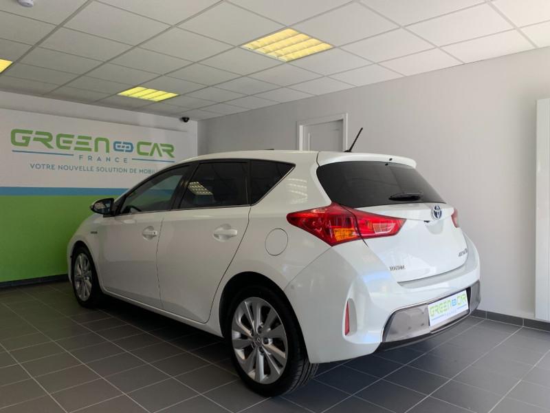 Photo 3 de l'offre de TOYOTA AURIS HSD 136H DYNAMIC à 11980€ chez Greencar France