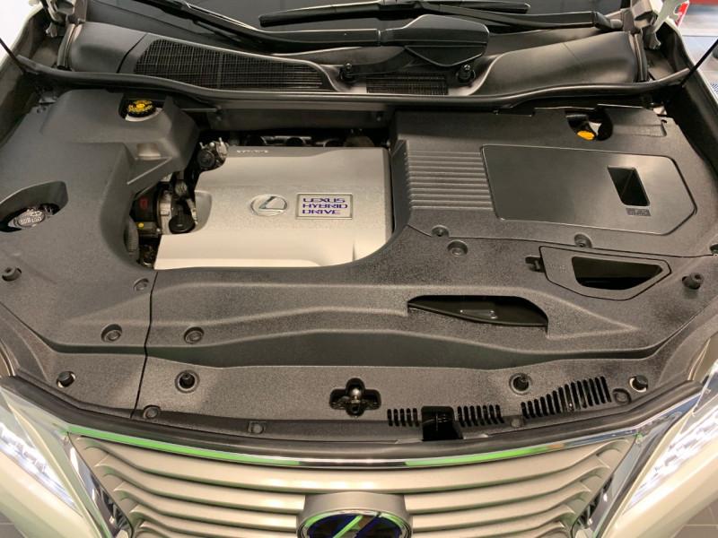 Photo 9 de l'offre de LEXUS RX 450H 4WD DESIGN à 27980€ chez Greencar France