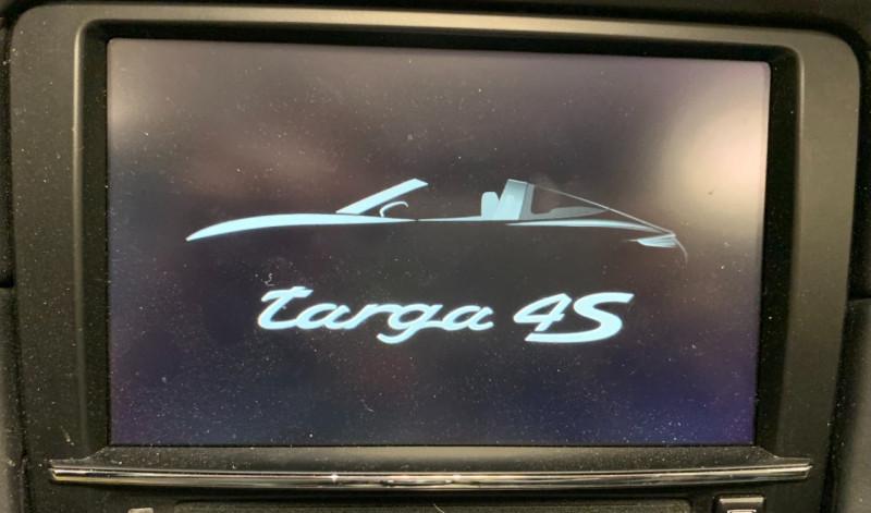 Photo 25 de l'offre de PORSCHE 911 TARGA (991) TARGA 4S PDK à 114900€ chez Greencar France