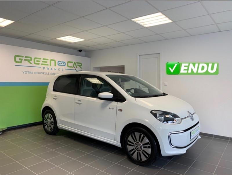 Volkswagen E-UP! ELECTRIQUE 82CH Electrique BLANC Occasion à vendre