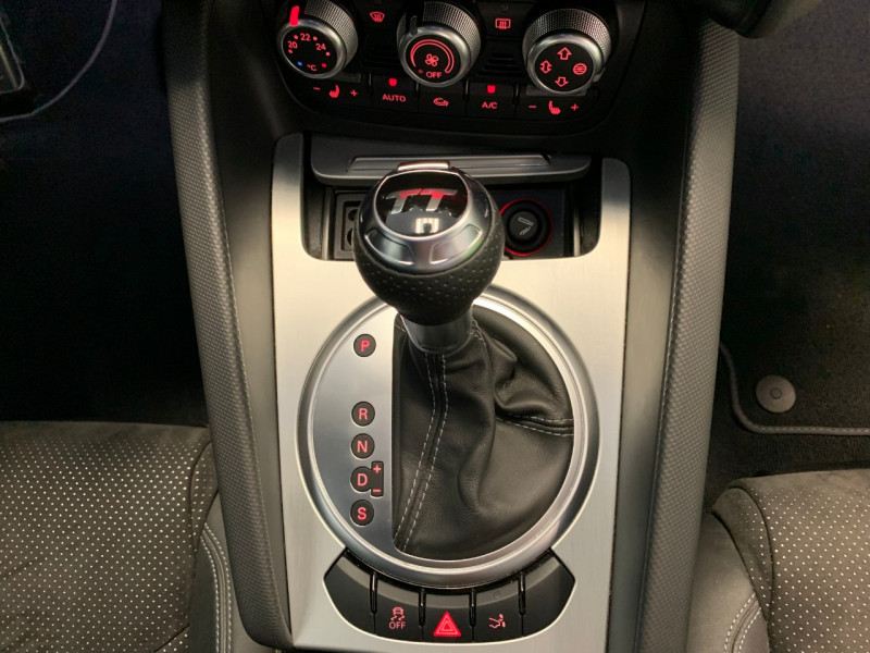 Photo 12 de l'offre de AUDI TT 2.0 TFSI 211CH DESIGN EDITION QUATTRO S TRONIC 6 à 23200€ chez Greencar France