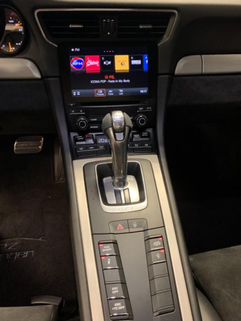 Photo 23 de l'offre de PORSCHE 911 COUPE (991) 4.0 500CH GT3 PDK à 149900€ chez Greencar France