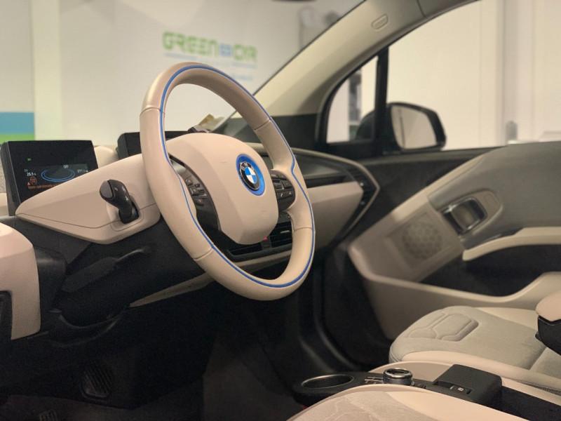 Photo 7 de l'offre de BMW I3 (I01) 170CH 94AH (REX) +EDITION LOFT à 23980€ chez Greencar France