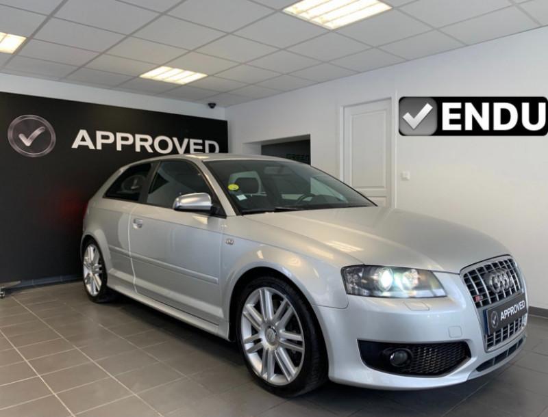Audi S3 2.0 TFSI 265CH QUATTRO Essence GRIS Occasion à vendre