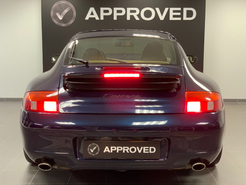 Photo 7 de l'offre de PORSCHE 911 COUPE (996) 300CH CARRERA S TIPTRONIC à 33000€ chez Greencar France