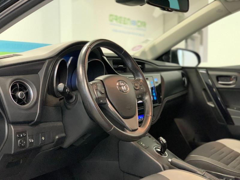 Photo 7 de l'offre de TOYOTA AURIS HSD 136H DESIGN BUSINESS à 11980€ chez Greencar France