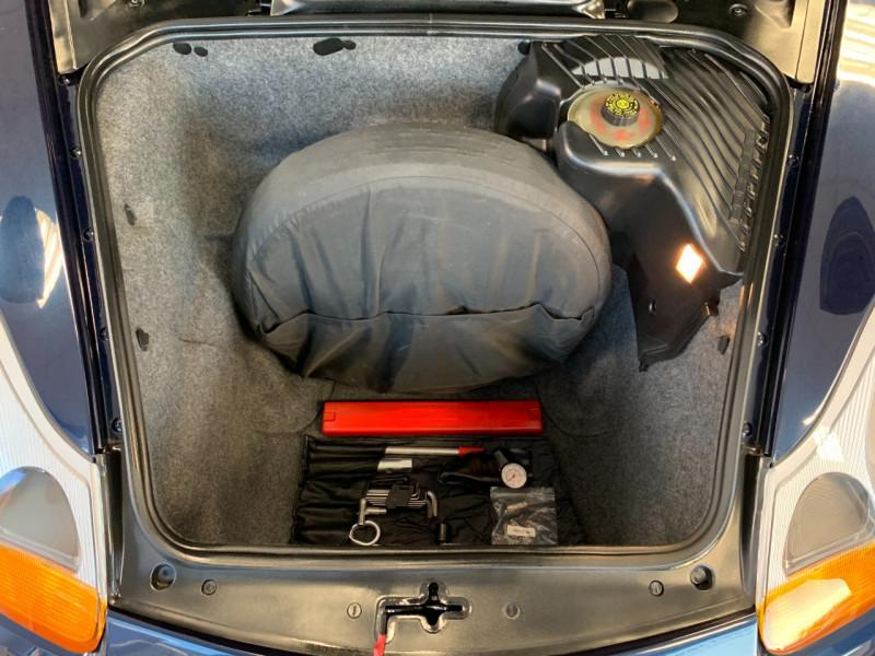 Photo 15 de l'offre de PORSCHE 911 COUPE (996) 300CH CARRERA S TIPTRONIC à 33000€ chez Greencar France