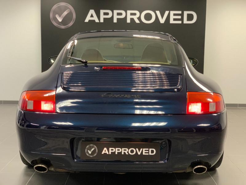 Photo 12 de l'offre de PORSCHE 911 COUPE (996) 300CH CARRERA S TIPTRONIC à 33000€ chez Greencar France