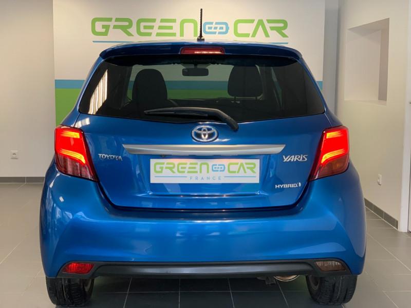 Photo 4 de l'offre de TOYOTA YARIS HSD 100H ATTITUDE 5P à 11980€ chez Greencar France