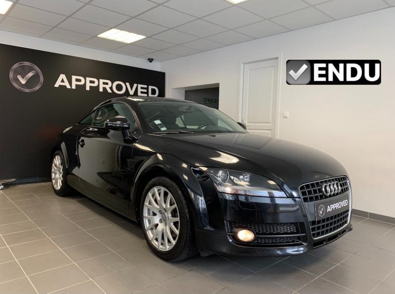 Audi TT 2.0 TFSI 200CH Essence NOIR Occasion à vendre