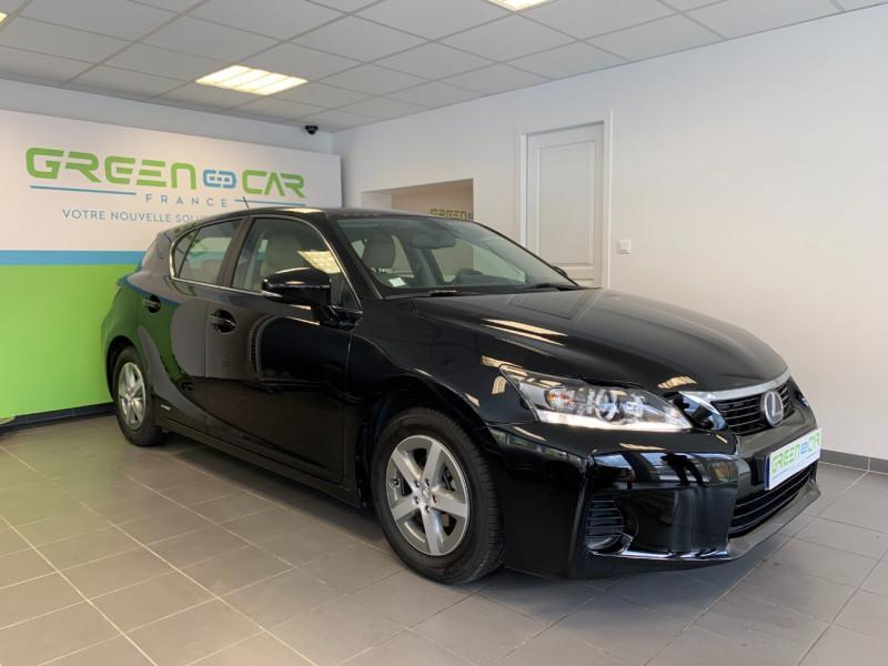 Lexus CT 200H EMOTION Hybride NOIR Occasion à vendre