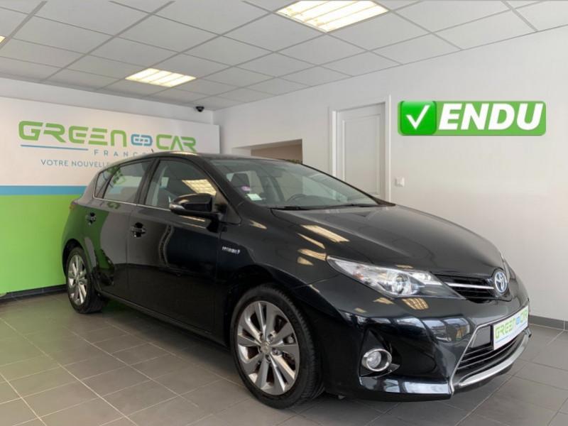 Toyota AURIS HSD 136H DYNAMIC Hybride ANTHRACITE Occasion à vendre