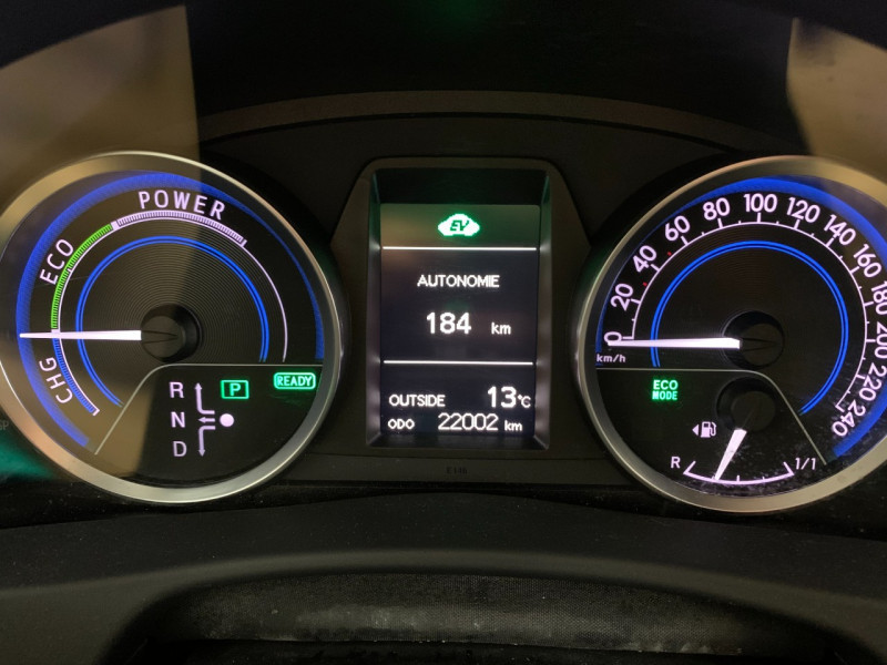 Photo 10 de l'offre de TOYOTA AURIS HSD 136H DYNAMIC à 12700€ chez Greencar France