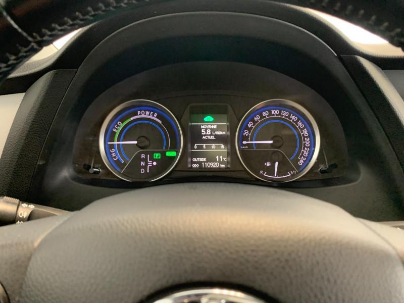 Photo 13 de l'offre de TOYOTA AURIS TOURING SPORTS HSD 136H STYLE à 12600€ chez Greencar France