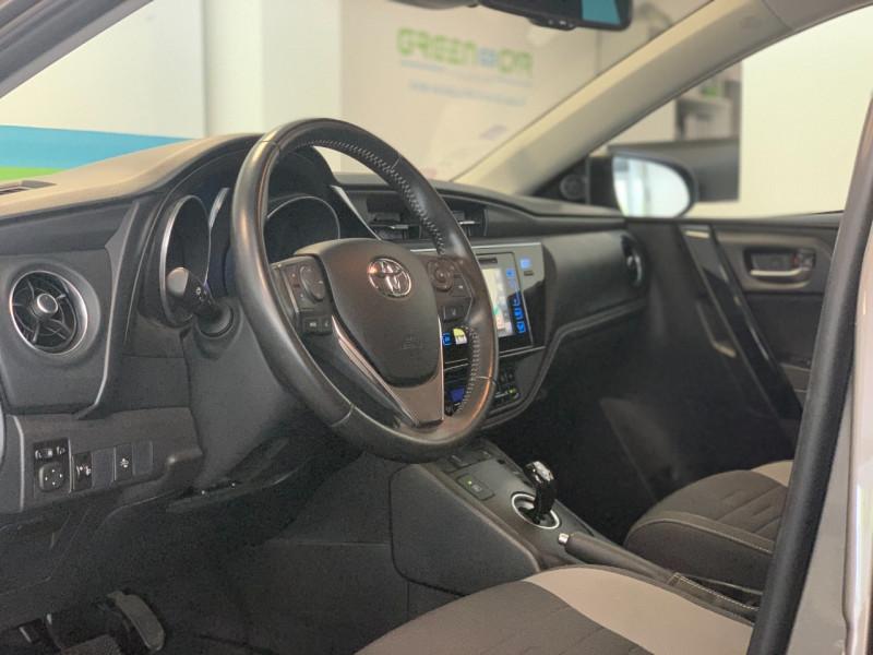 Photo 6 de l'offre de TOYOTA AURIS HSD 136H DESIGN BUSINESS à 13980€ chez Greencar France