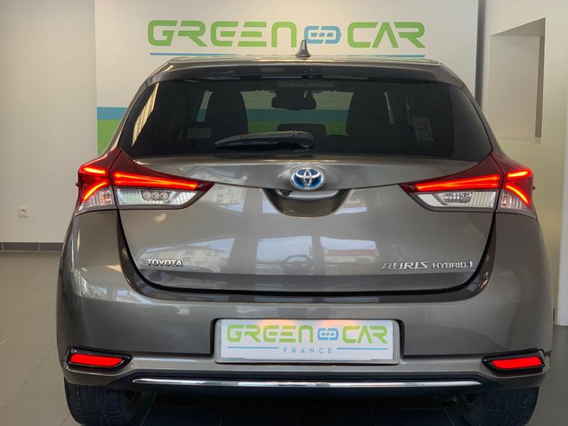 Photo 4 de l'offre de TOYOTA AURIS HSD 136H DESIGN BUSINESS à 13980€ chez Greencar France