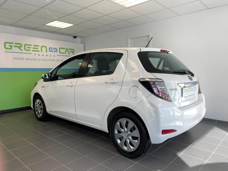 Photo 2 de l'offre de TOYOTA YARIS HSD 100H BUSINESS 5P à 8980€ chez Greencar France